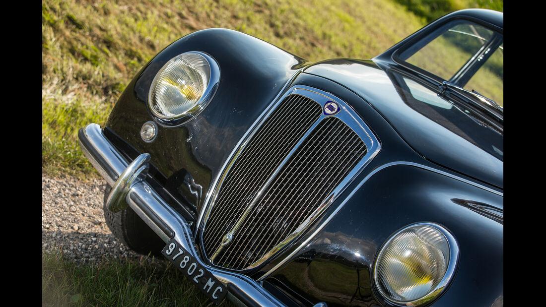 Lancia Aurelia B10, Kühlergrill