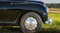 Lancia Aurelia B10, Rad, Felge