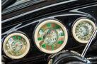 Lancia Aurelia B10, Rundinstrumente