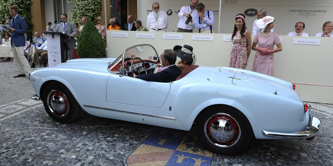 Lancia, Aurelia B24 S 'America', Spider, Pinin Farina, 1955, Efisio Carutti, I
