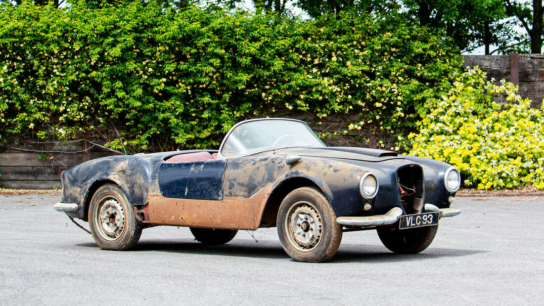 Lancia Aurelia B24S Spider (1955)