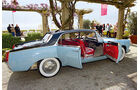 Lancia Aurelia B56 Florida auf der Villa d'Este