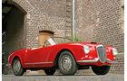 Lancia Aurelia Spider B 24, Seitenansicht