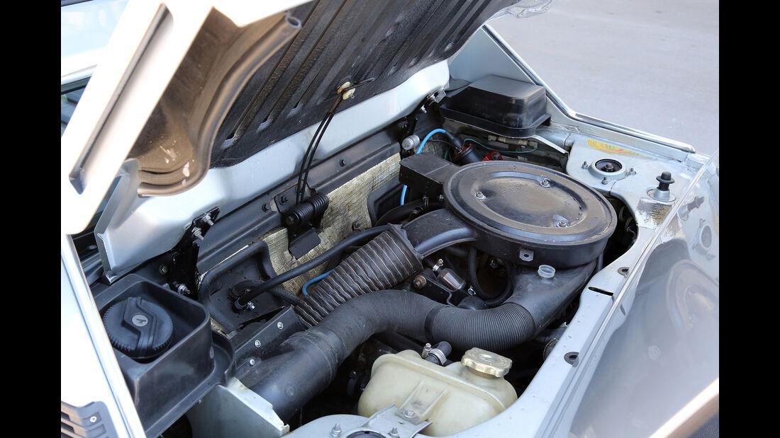 Lancia Beta Montecarlo, Fiat Bertone X 1/9, Fahrerbicht, MKL0616