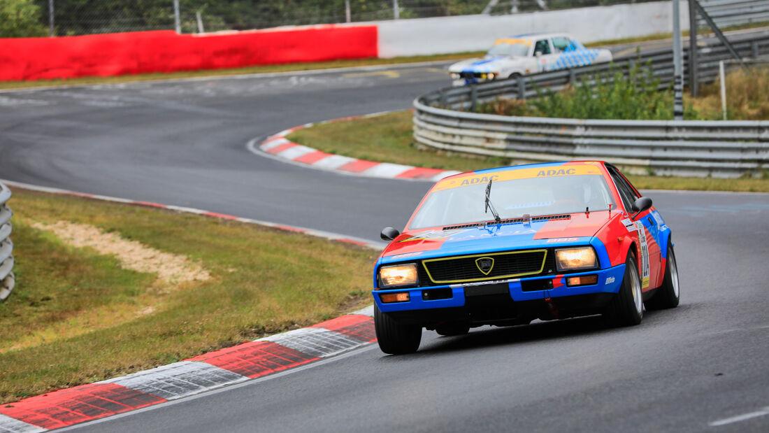 Lancia Beta Montecarlo - Startnummer 204 - 24h Classic - 24h Rennen Nürburgring - Nürburgring-Nordschleife - 25. September 2020