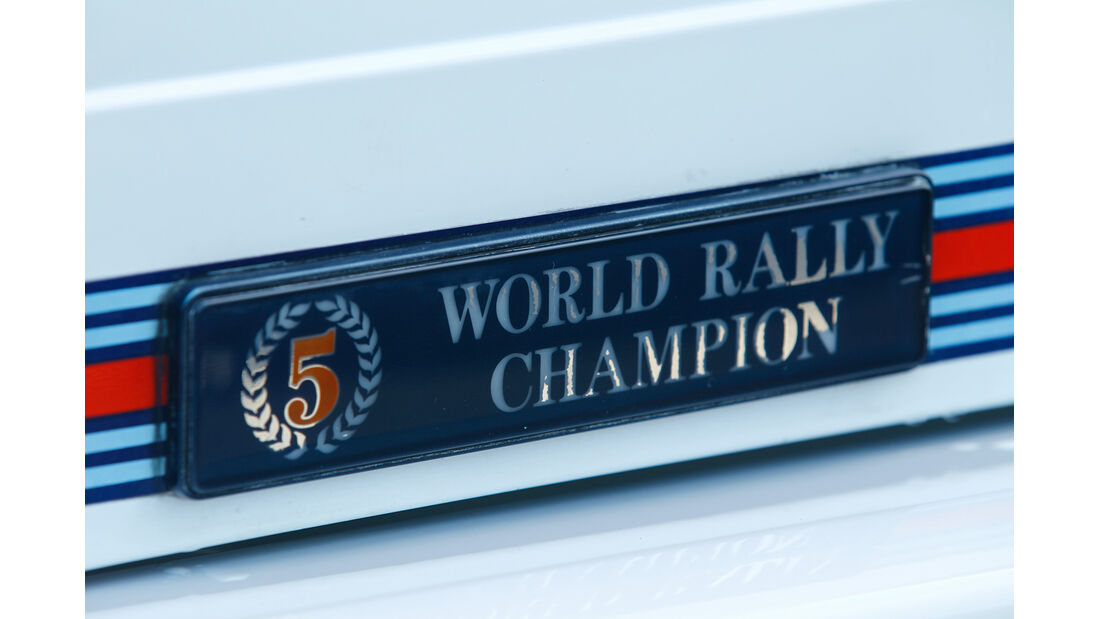 Lancia Delta HF Integrale, Emblem