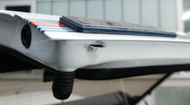 Lancia Delta HF Integrale, Heckklappe