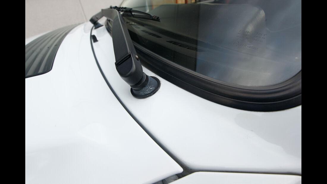 Lancia Delta HF Integrale, Scheibenwischer