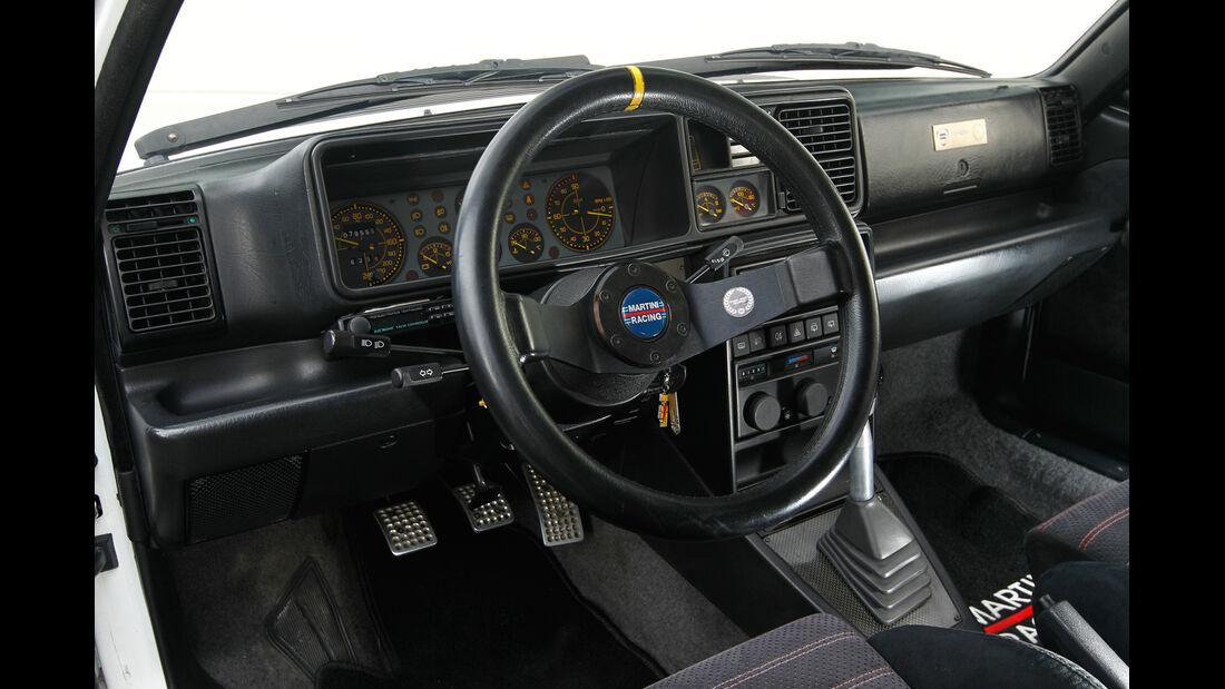 Lancia Delta HF Integrale, Scheinwerfer, Felge