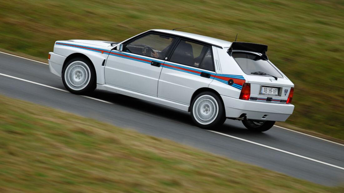 Gebrauchte Sportwagen Lancia Delta HF integrale: Rallye