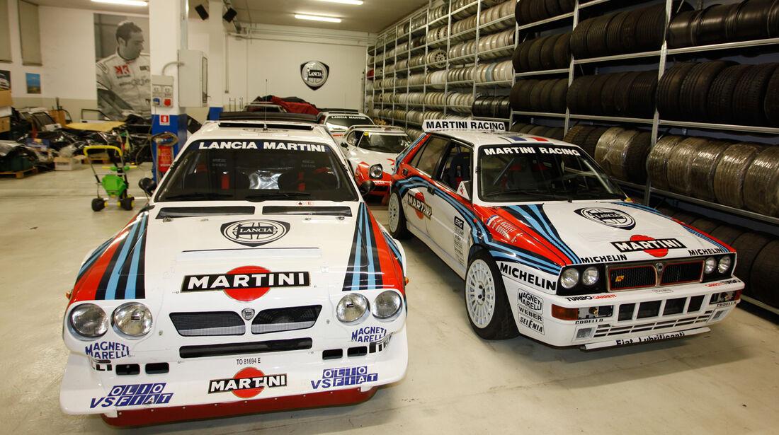 Lancia Delta S4 1986 / Lancia Delta HF Integrale Evo 1992