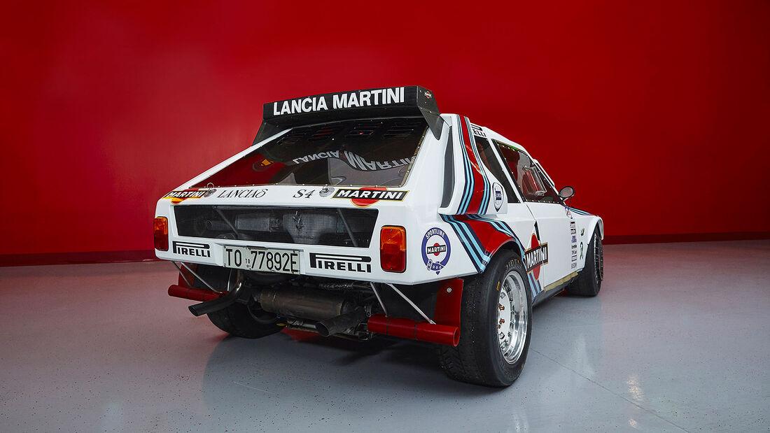 Lancia Delta S4 Corsa Gruppe B