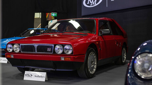 Lancia Delta S4 RM Auctions Techno Classica Essen