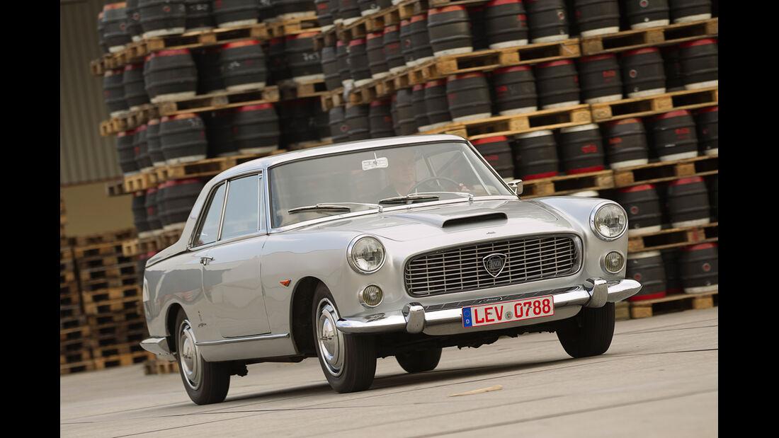 Lancia Flaminia Coupé 3B 2800, Frontansicht