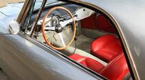 Lancia Flaminia GT, Interieur