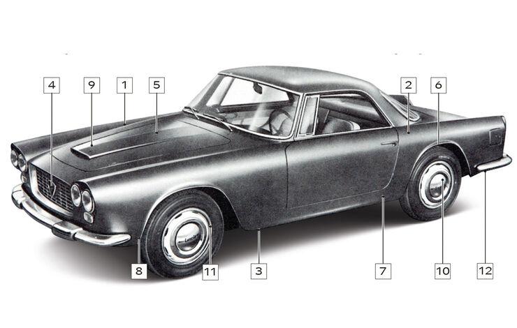 Lancia Flaminia GT, Schwachstellen