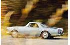 Lancia Flaminia GT, Seitenansicht