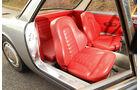 Lancia Flaminia GT, Sitze