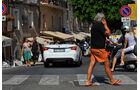 Lancia Flavia, Italien, Kiosk