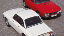 Lancia Fulvia 1.3 S, Lancia Fulvia 1,6 HF
