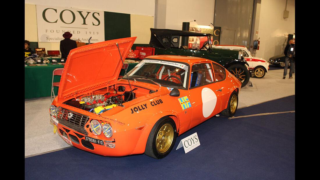 Lancia Fulvia 1.3 S Zagato Rennwagen