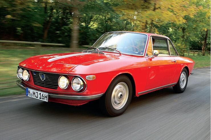 Lancia Fulvia Coupé Rallye 1.3 (65-76)