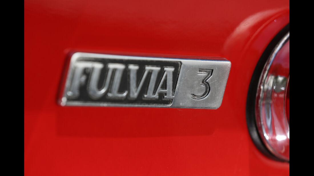 Lancia Fulvia Coupé, Typenbezeichnung