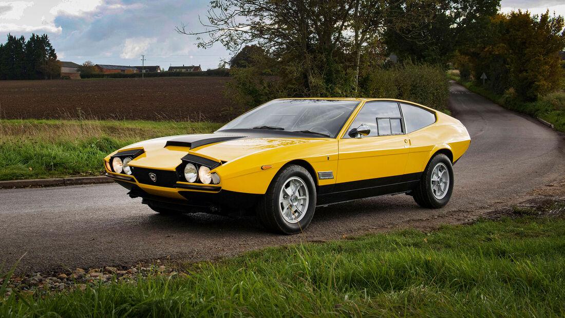 Lancia Fulvia HF Competizione (1970)