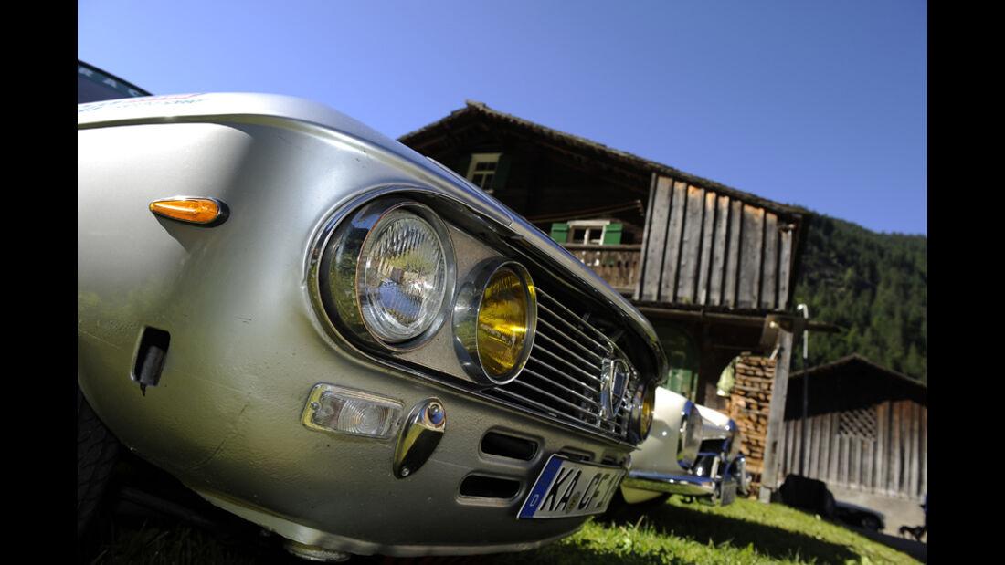 Lancia Fulvia -  Silvretta Classic 2010
