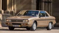Lancia Gamma Coupé 2.5 i.e., Frontansicht