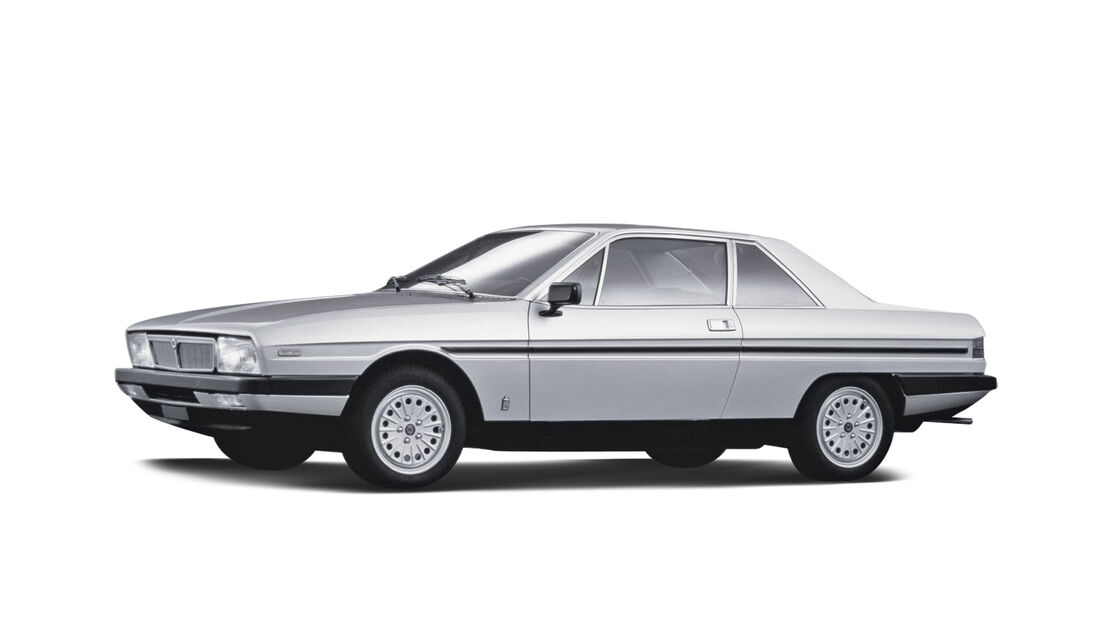 Lancia Gamma Coupé, Durchsicht