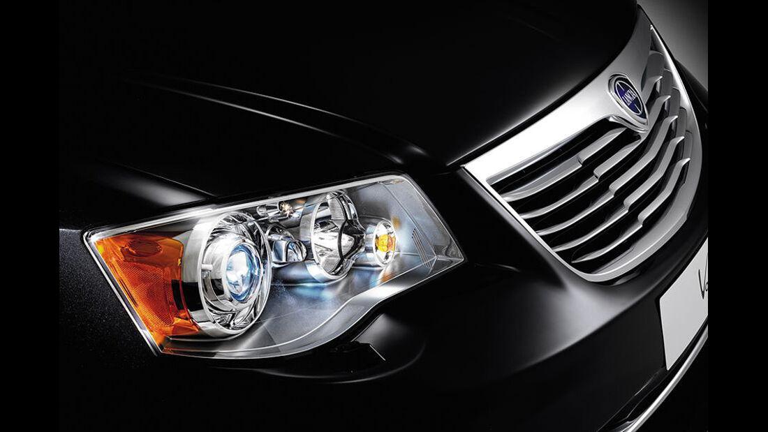 Lancia Grand Voyager, Scheinwerfer