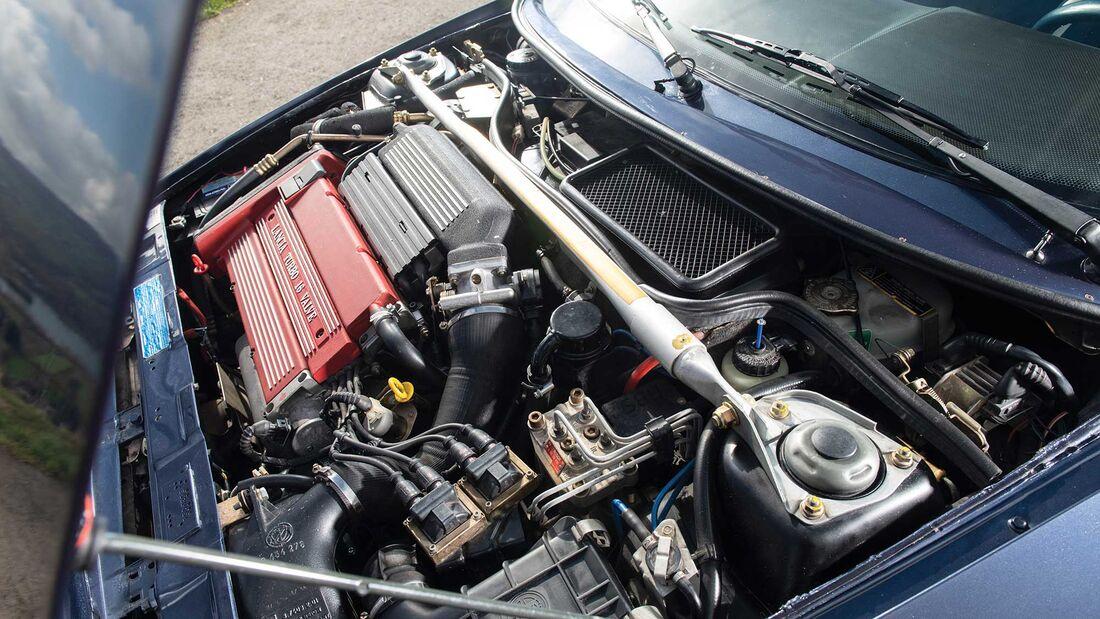 Lancia Hyena Zagato (1993)