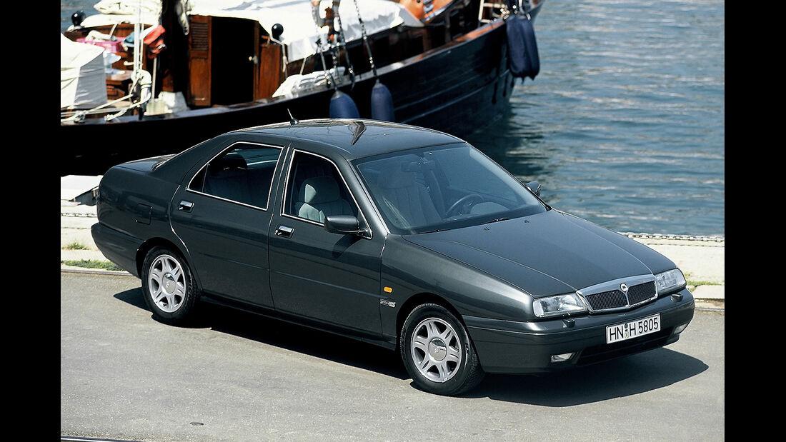Lancia Kappa, Frontansicht