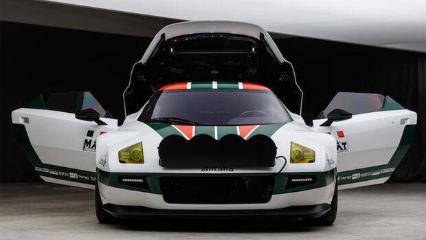 Lancia New Stratos Coupe