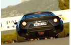 Lancia New Stratos, Heck