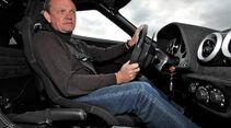 Lancia New Stratos, Innenraum