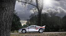 Lancia Rallye 037, Impression,  Tracktest,