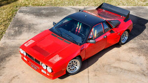 Lancia Rallye SE 037 Prototype (1980)