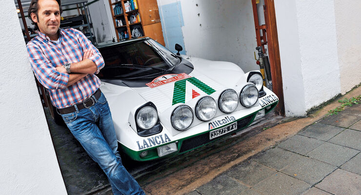 Lancia Stratos HF, Frontansicht, Michael Schröder