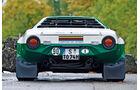 Lancia Stratos HF, Heckansicht
