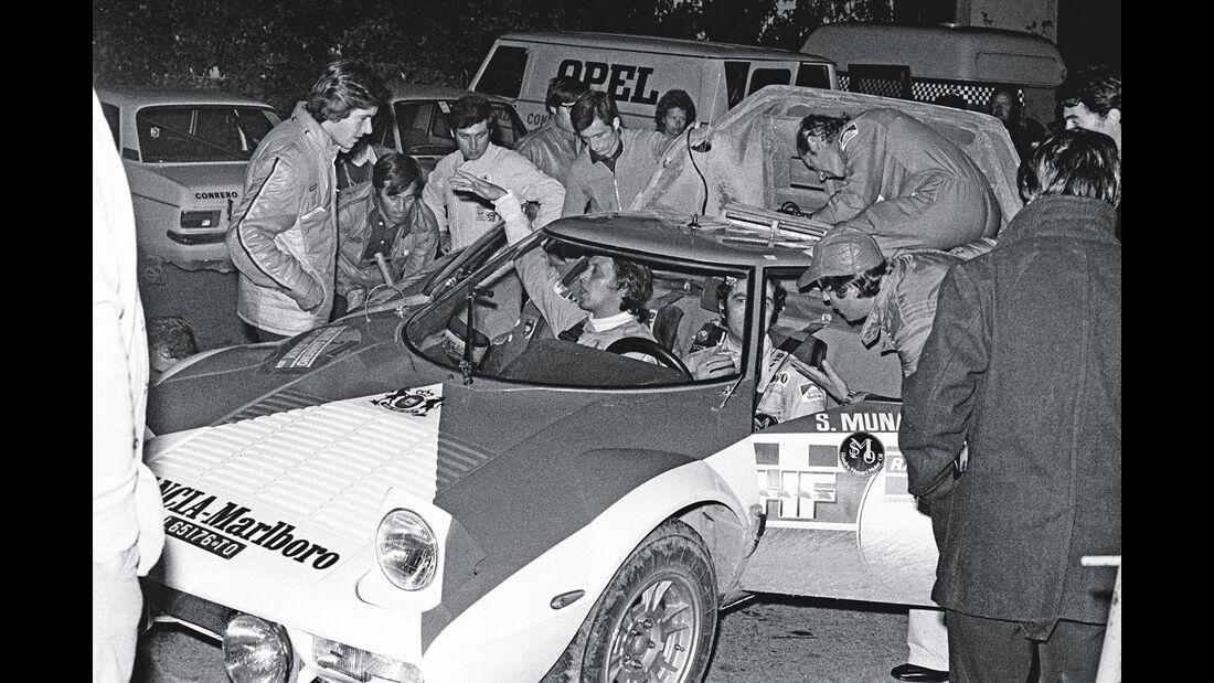 Lancia Stratos HF, Rennszene