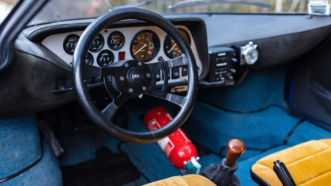 Lancia Stratos HF Stradale (1976)