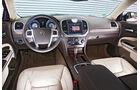 Lancia Thema 3.0, Cockpit