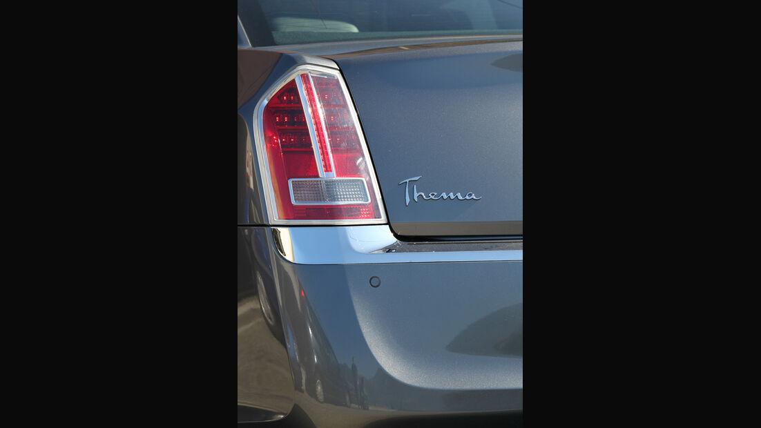 Lancia Thema 3.0 V6 Multijet Platinum, Rücklicht