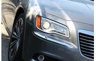 Lancia Thema 3.0 V6 Multijet Platinum, Scheinwerfer
