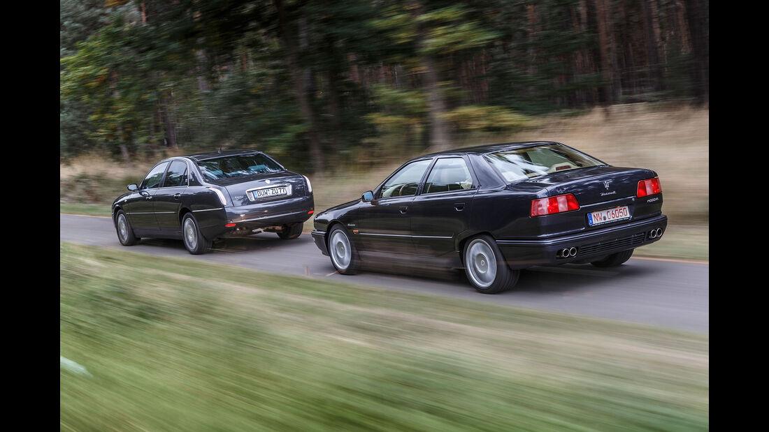 Lancia-Thesis-und-Maserati-Quattroporte-IV-im-Fahrbericht