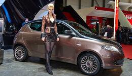 Lancia Ypsilon Elle, Genfer Autosalon, Messe 2014
