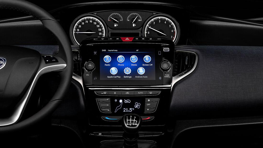 Lancia Ypsilon Facelift Modelljahr 2021