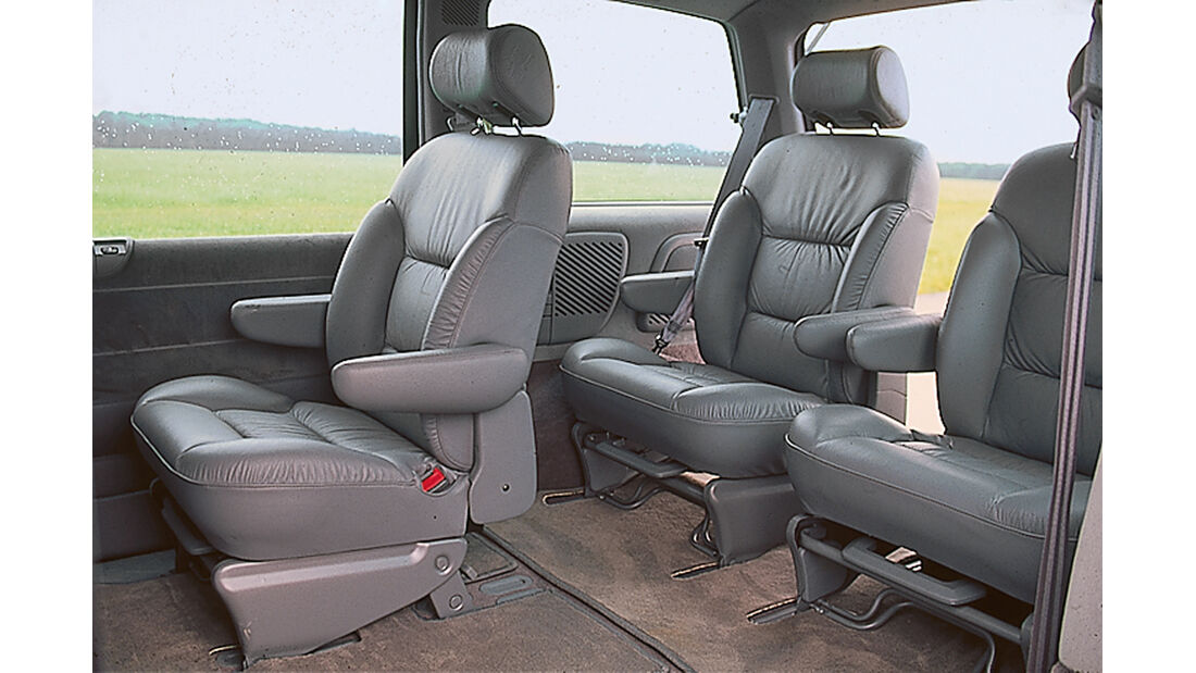 Lancia Zeta 2.0 Turbo, Interieur, Sitze